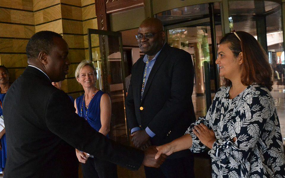 Entebbe Meeting