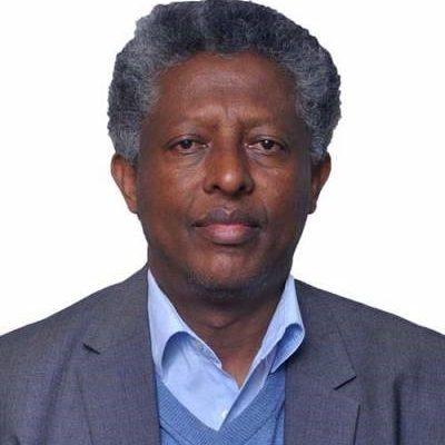 Dr. Abraham Aseffa